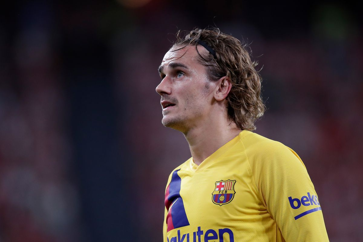 Atlético Madrid withdraw complaint against Barcelona over Griezmann transfer - report