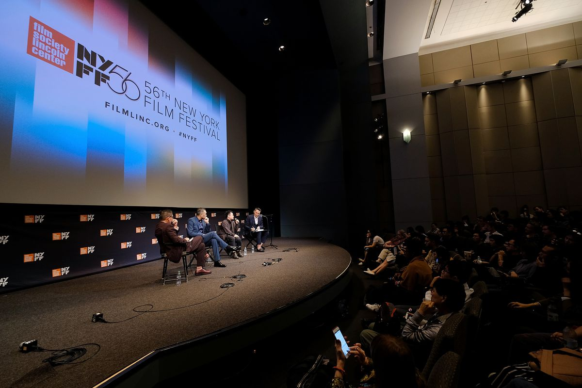 56th New York Film Festival - 'Long Day's Journey Into Night'