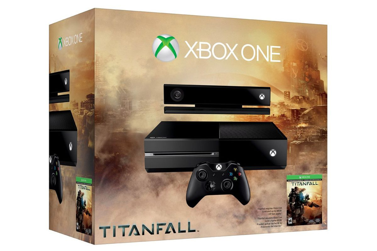 Xbox One Titanfall Bundle Is 44999 Through Microsofts