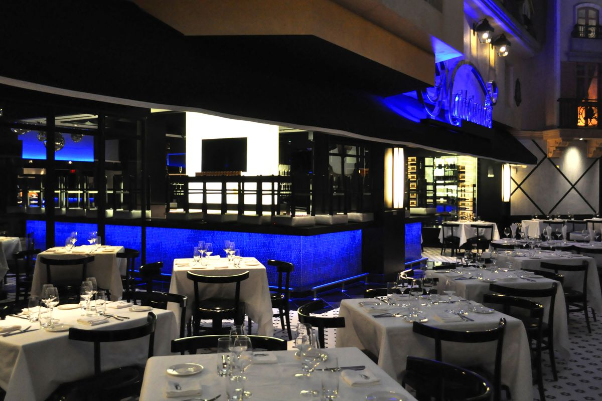 Martorano's at Paris Las Vegas