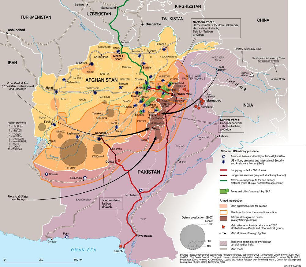Afghanistan Le Monde