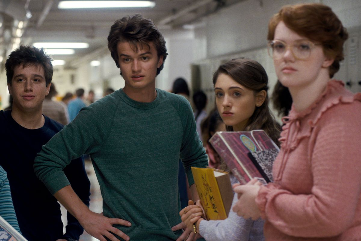 Stranger things treatment of barb reveals the shows greatest flaw the series smartly uses nostalgia as a powerful storytelling tool but it has the same blind spot as many of the 80s movies it references ccuart Image collections