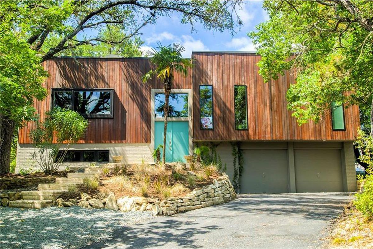 west lake modern with swank updates asks 1 4m curbed austin
