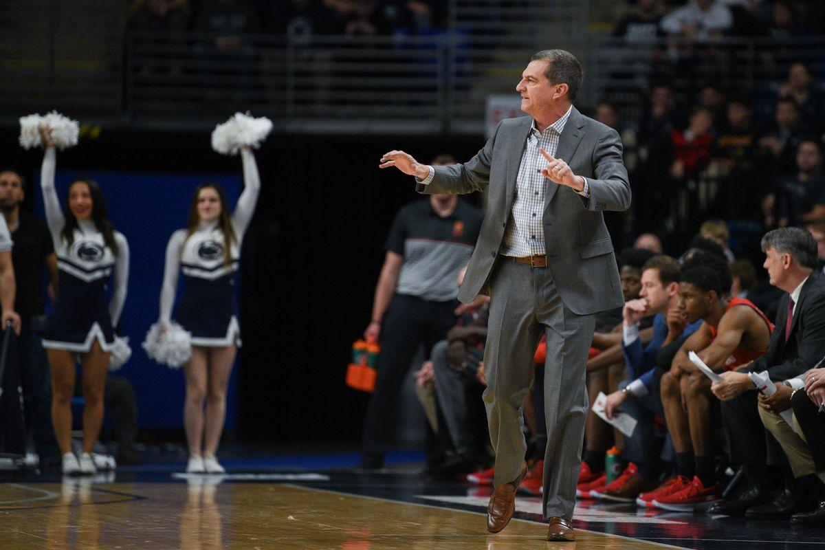 Mark Turgeon, Penn State, 2019-20, Maryland basketball