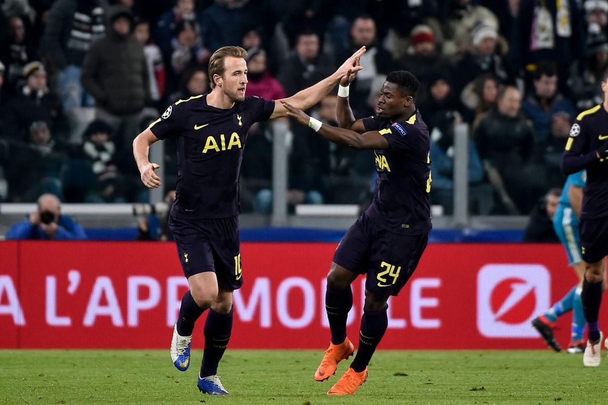 Juventus v Tottenham - UEFA Champions League