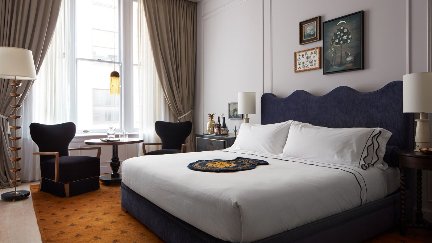 Look inside maison de la luz a 67 room boutique hotel by ace atelier that opened in the cbd last week curbed new orleans