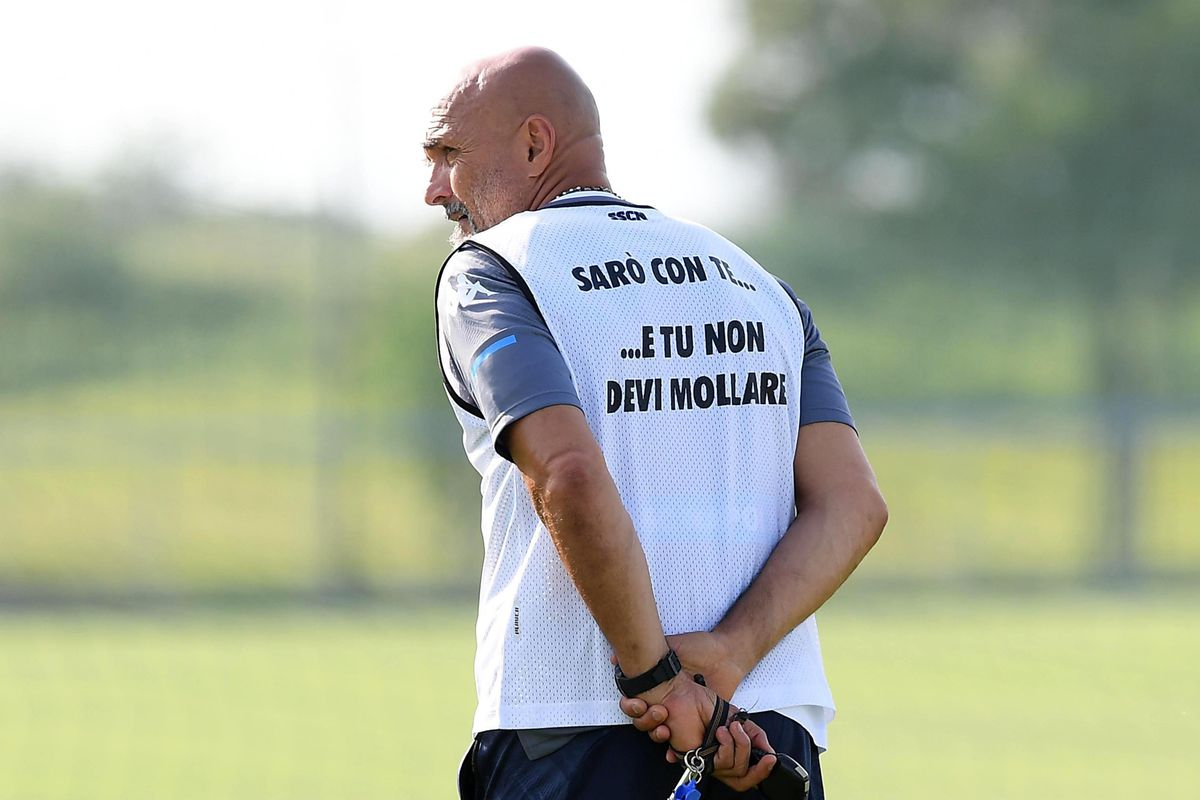 SSC Napoli Training Session
