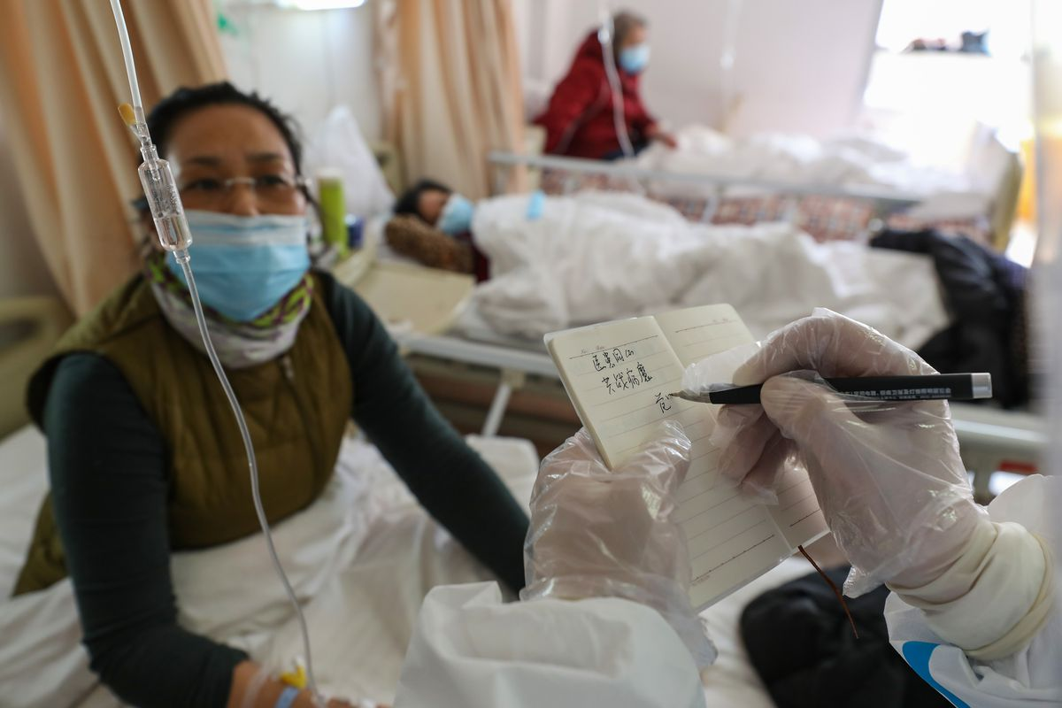 CHINA WUHAN COVID-19 DOCTOR