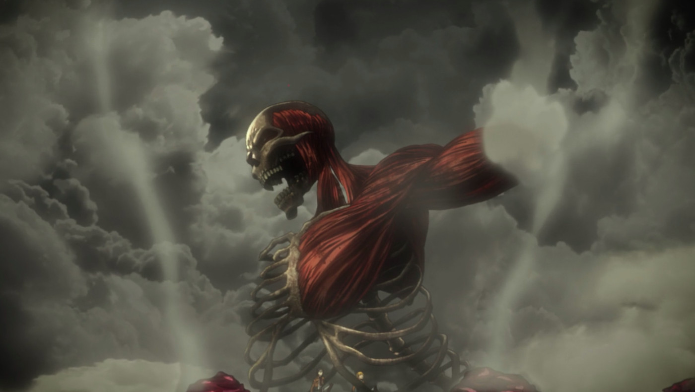 The fascist subtext of Attack on Titan can't go overlooked