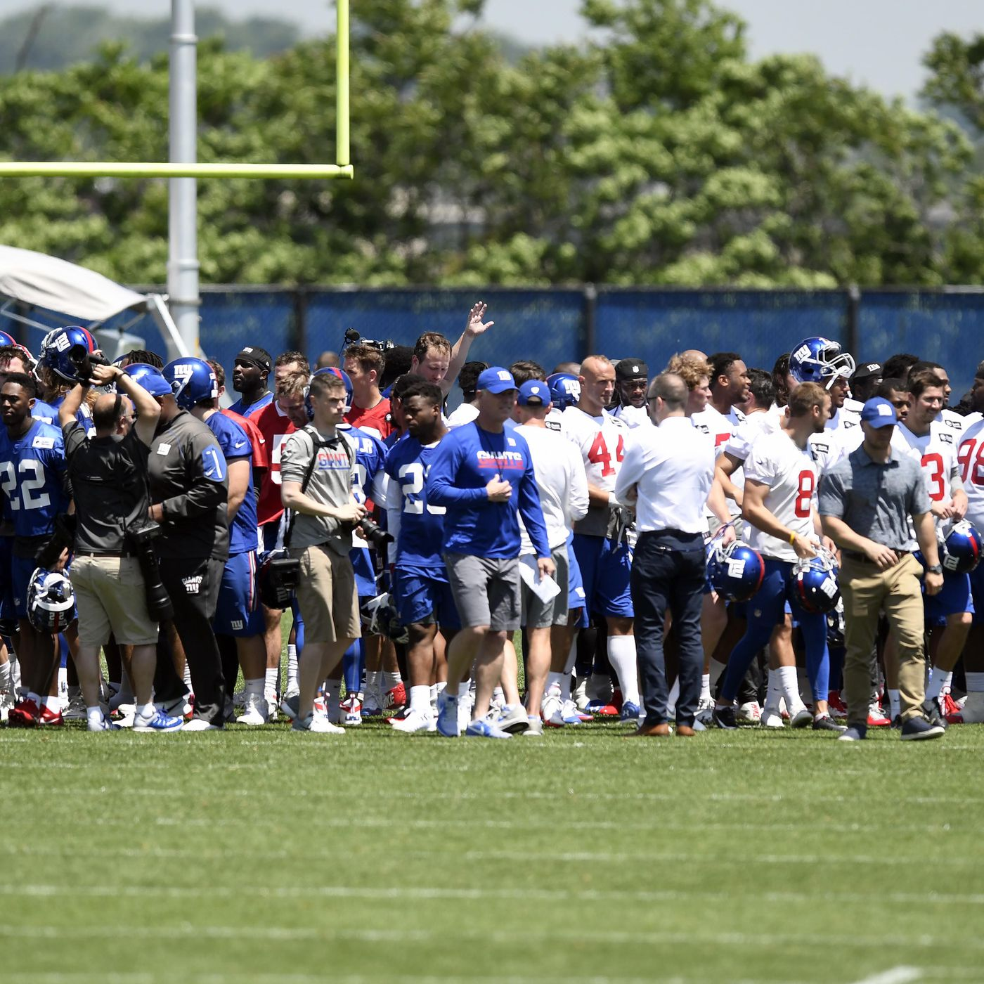 b1b3db55 NY Giants pre-training camp 53-man roster projection - Big Blue View