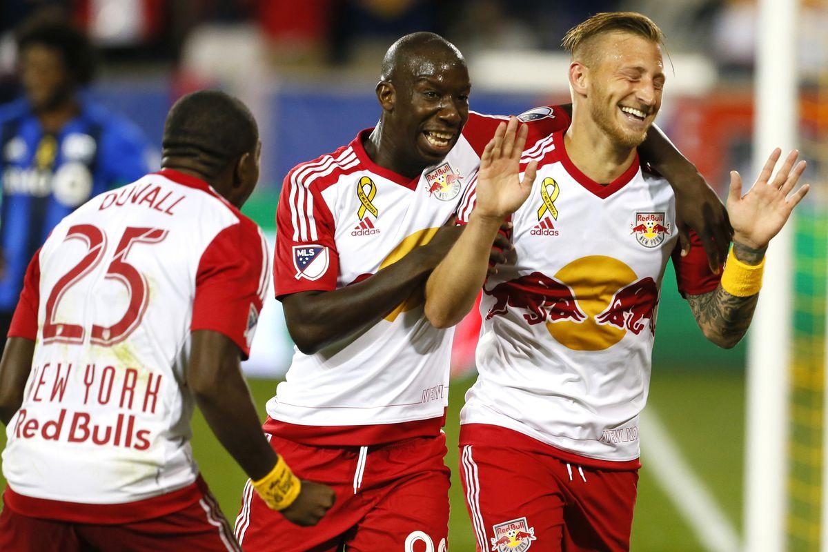 Daniel Royer scores his first MLS Goal.