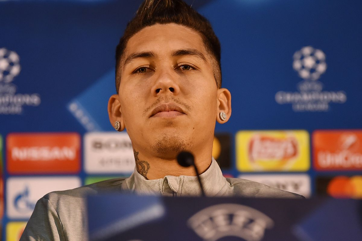 Roberto Firmino: 'I want to be like European greats'