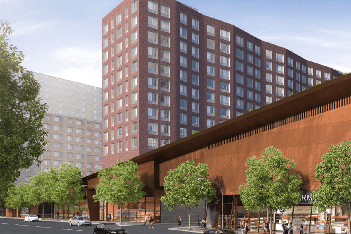extell s lower east side affordable housing rental launches curbed ny