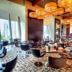 NoMI may have closed for a spell to renovate, and it came back even stronger. The view overlooking the Gold Coast and Lake Michigan is only now enhanced by the modern lighting, leather seating and rustic American food coming out of chef Ryan LaRoche's kit