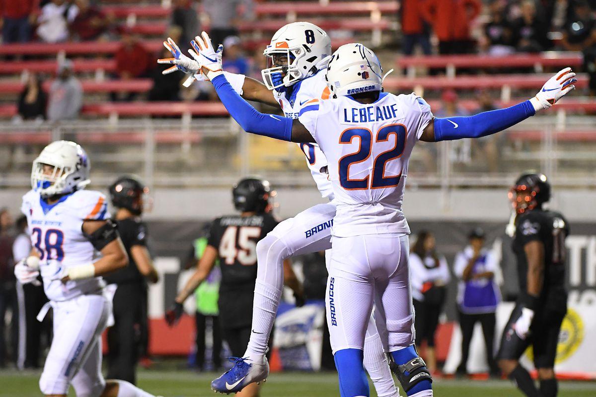 NCAA Football: Boise State at UNLV