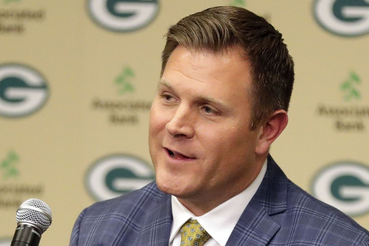 Thursday Cheese Curds: Analyzing Brian Gutekunst's roster building