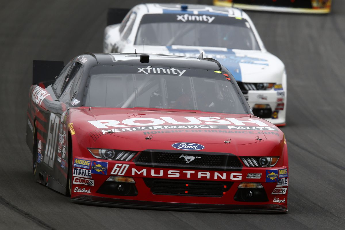 Ford mustang coming to nascar cup series in 2019
