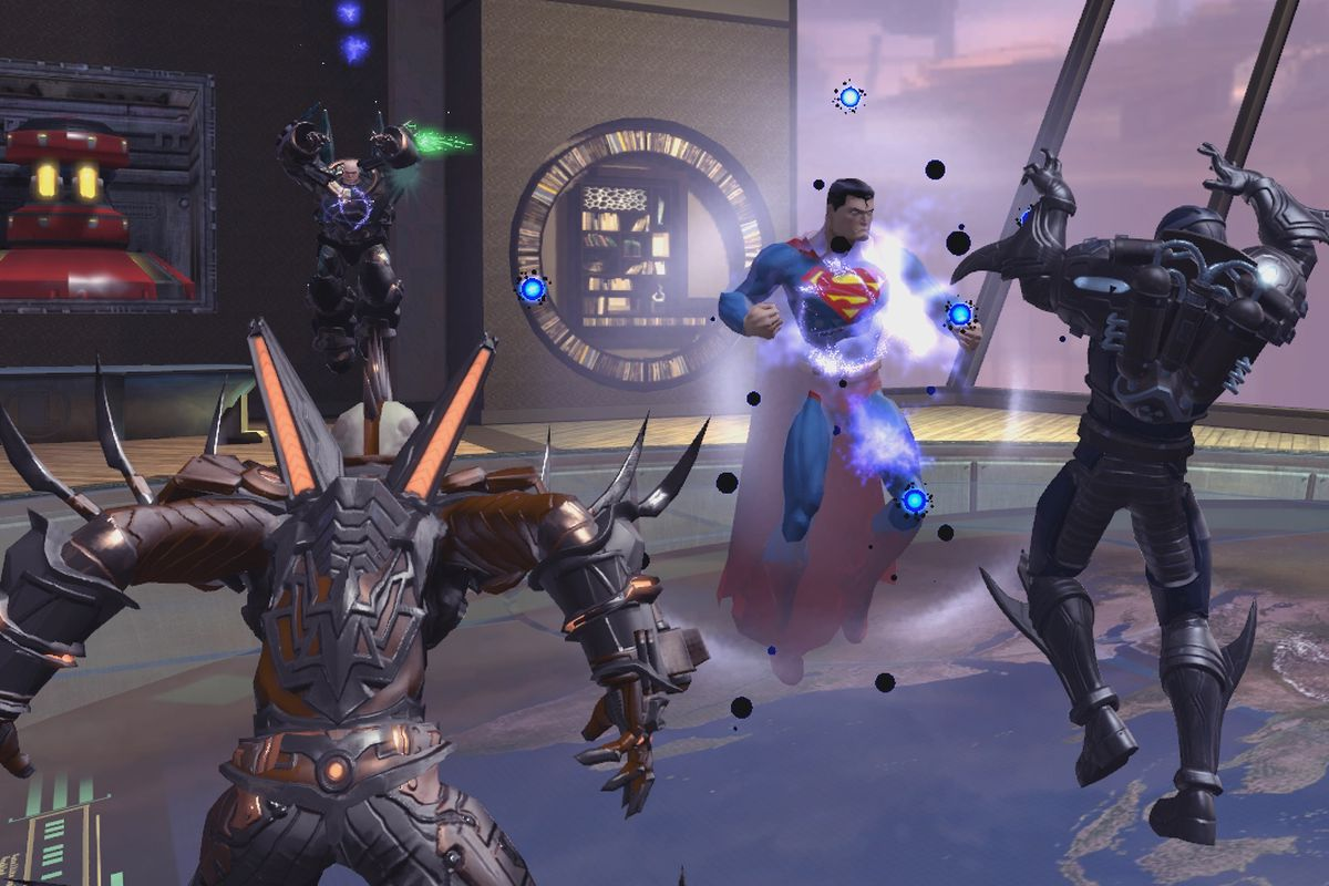 dc universe online free to play ps3