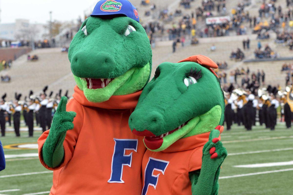 NCAA Football: Florida at Missouri