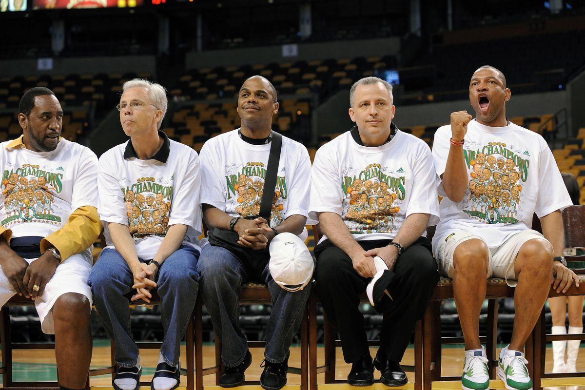 Boston Celtics Victory Parade