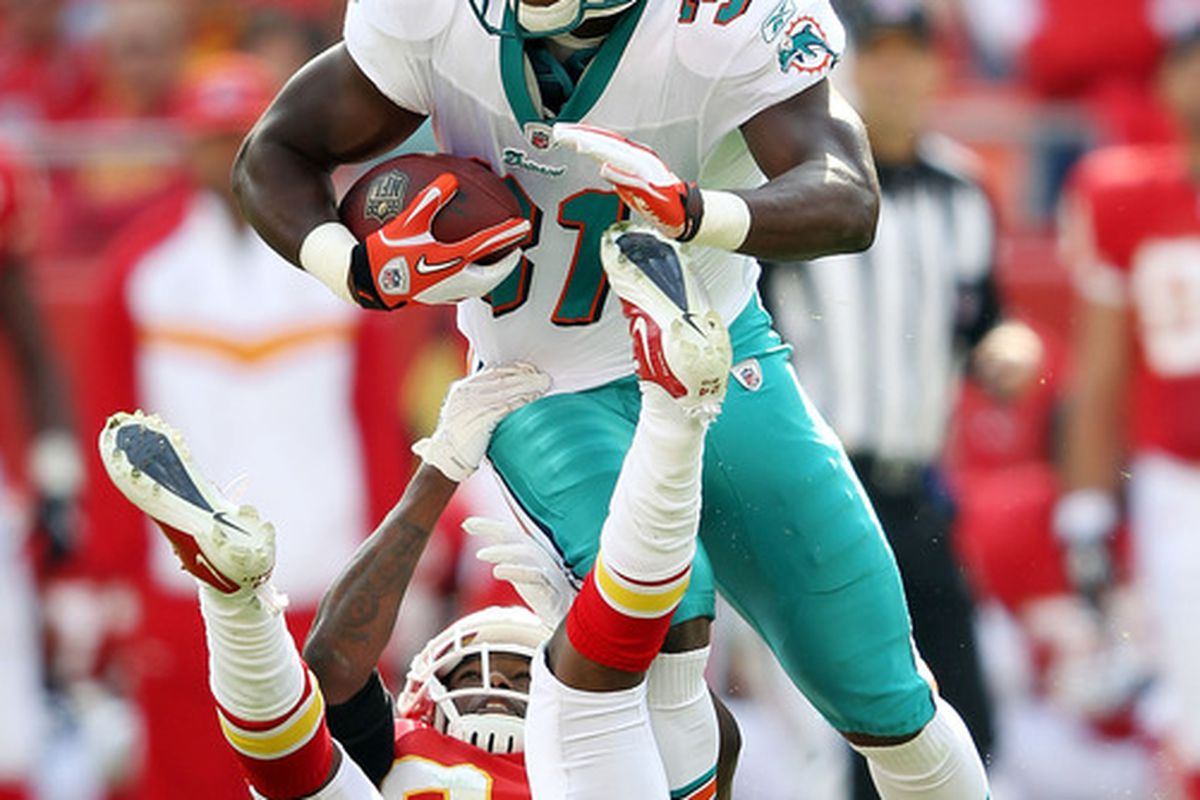 Miami Dolphins tight end Charles Clay could score you some big points with little draft cost this year.