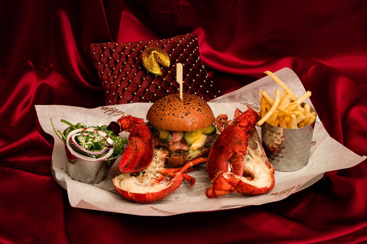 Burger and lobster restaurants in London are not for sale