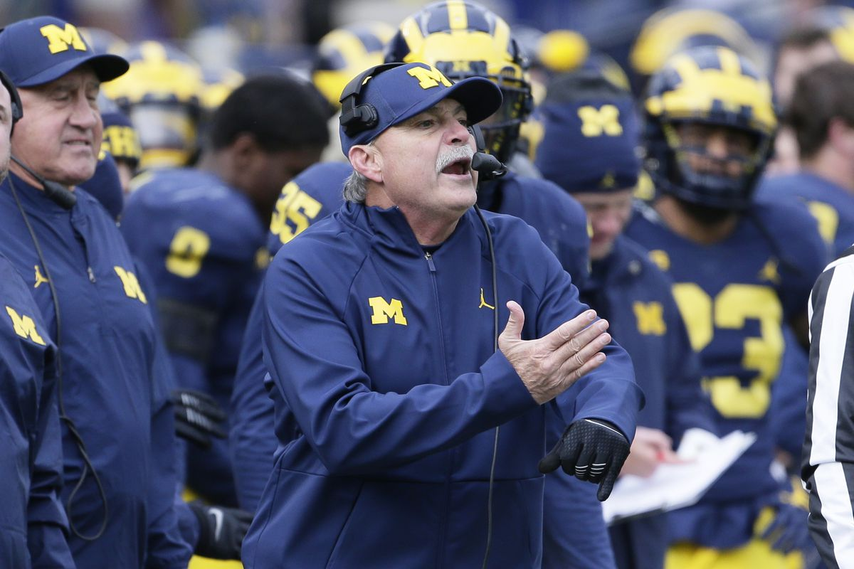Don Brown upset at officials for blown call that cost Michigan a defensive TD