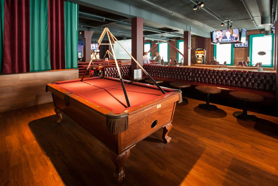 Golden Gate Tap Room, A Massive Adult Playground - Eater SF