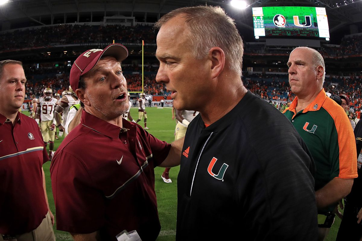 Florida State v Miami