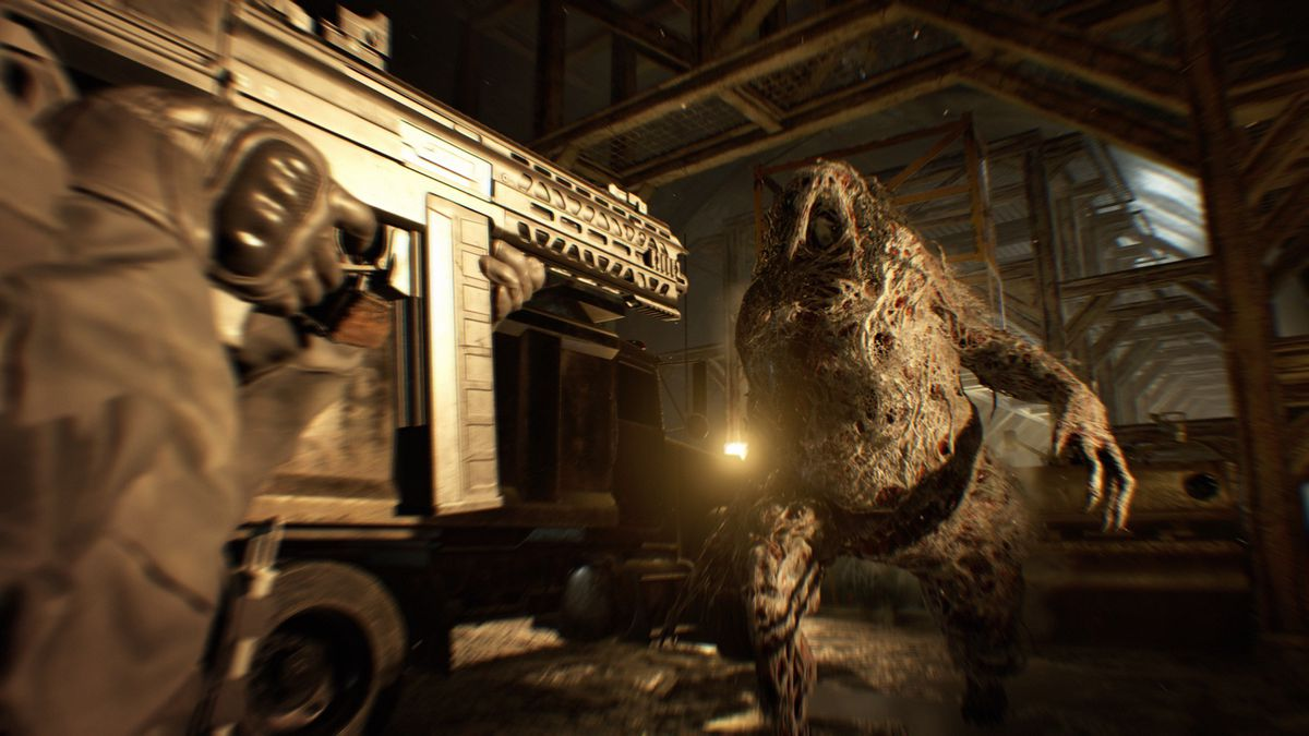 Resident Evil 7 Not A Hero Guide And Walkthrough Polygon