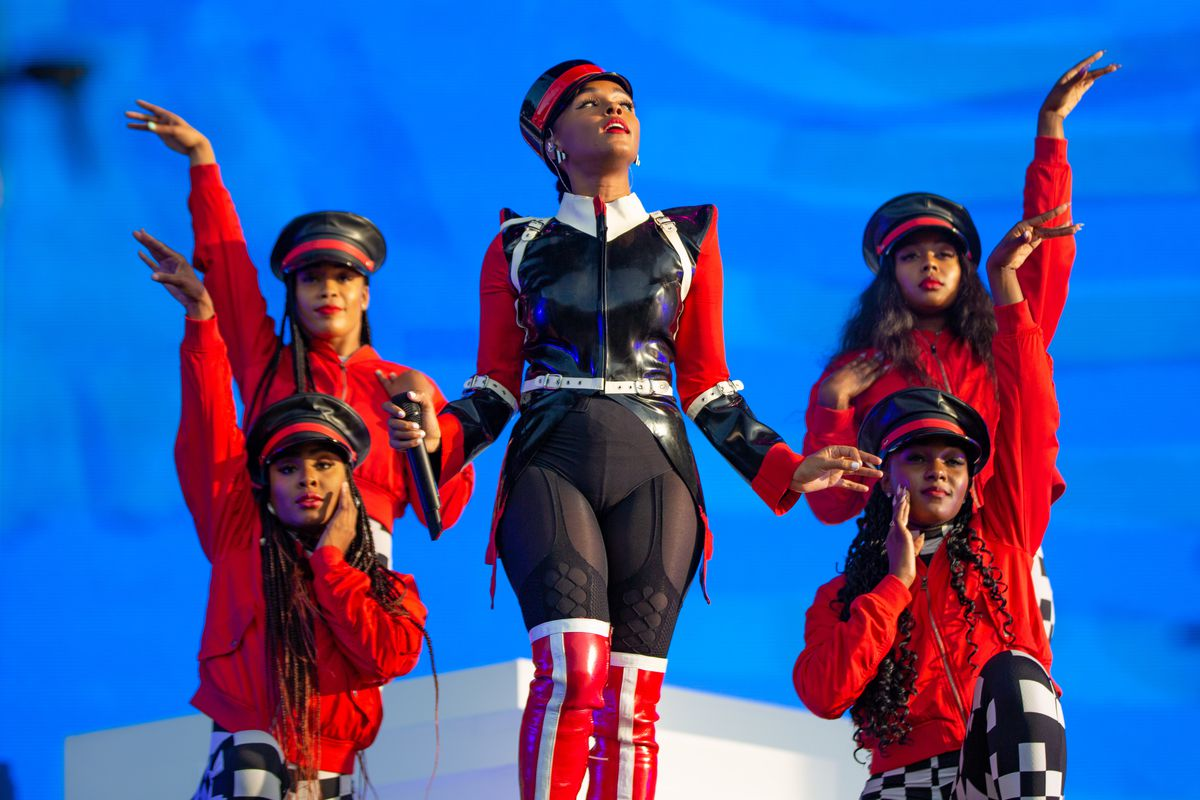 Janelle Monae (pictured at Lollapalooza 2019) will perform a virtual concert for Pride Month.
