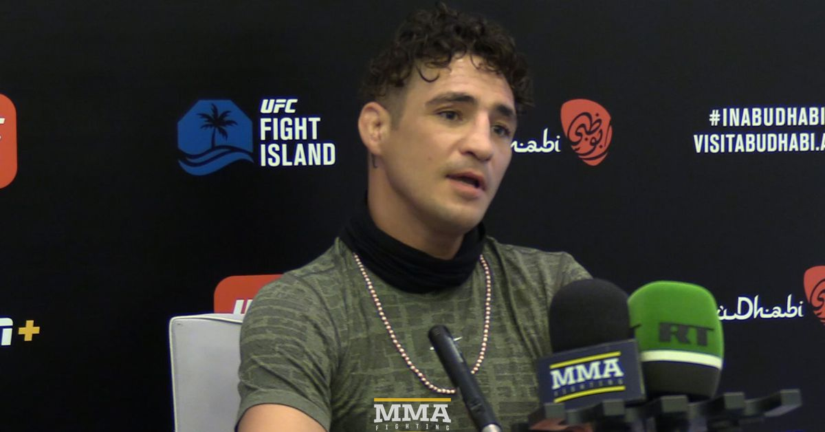 Video: Diego Sanchez wants to close career with Conor McGregor