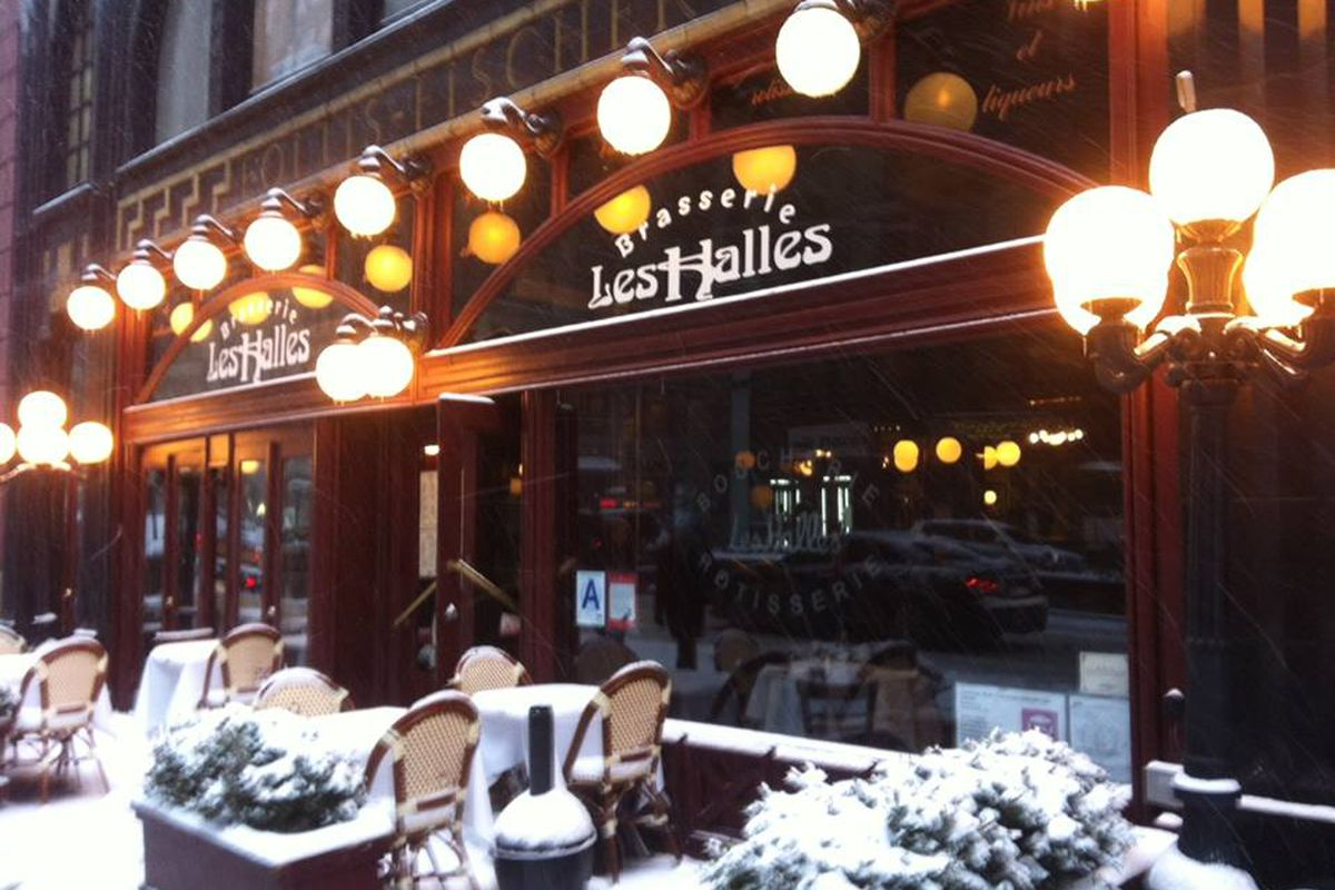 Former Bourdain Home Les Halles Was In The Process Of