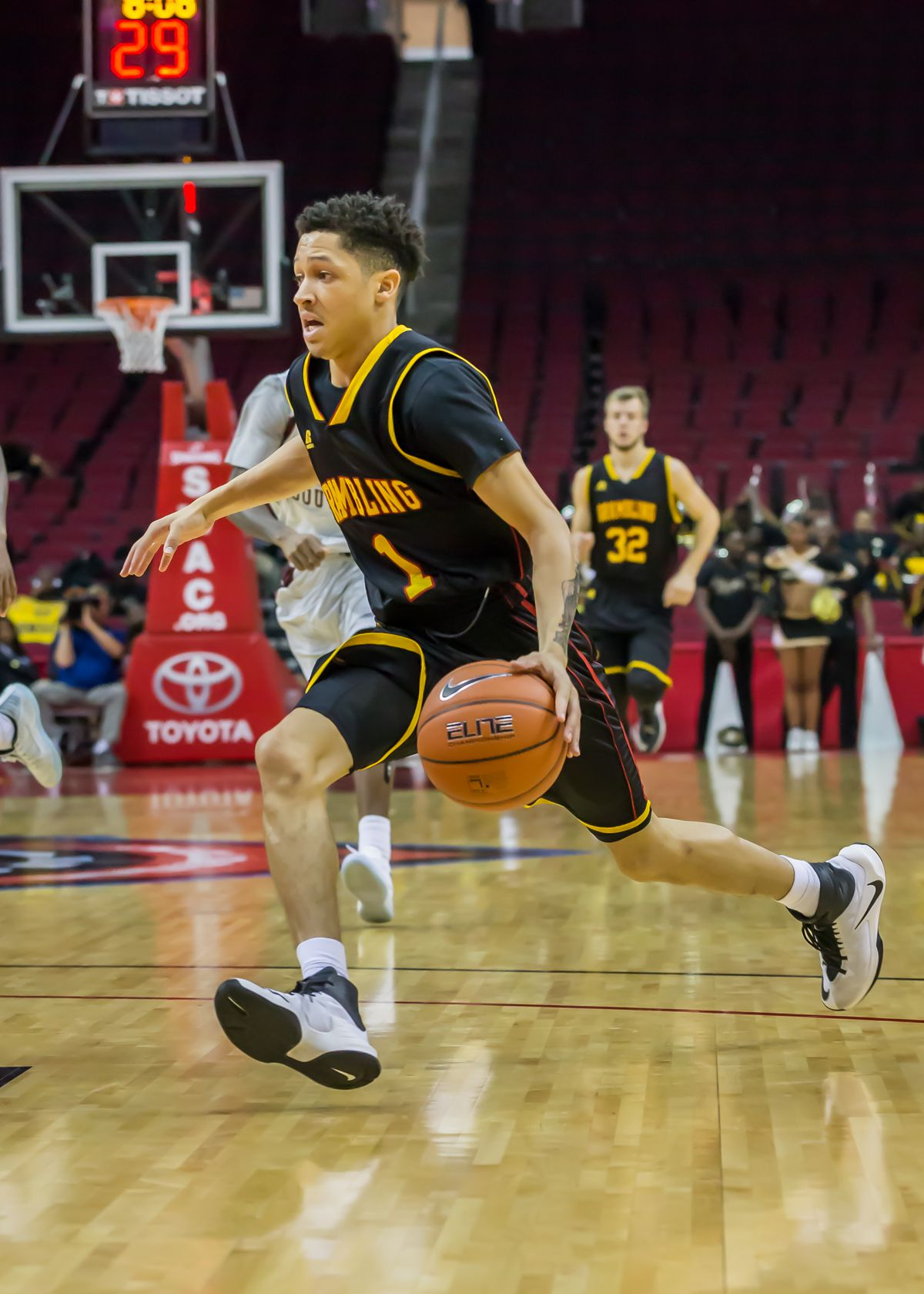 COLLEGE BASKETBALL: MAR 10 SWAC Tournament - Texas Southern v Grambling State
