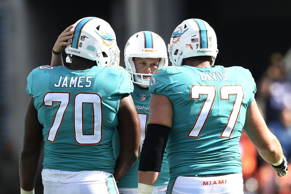best website 01cb3 9407f Dolphins Have Offered Ja'Wuan James A Contract - The Phinsider