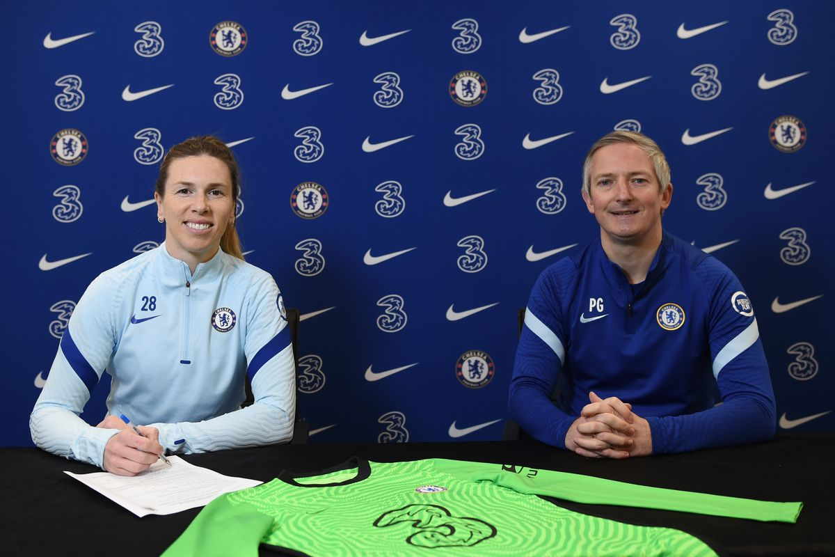 Carly Telford Signs Contract Extension With Chelsea Women