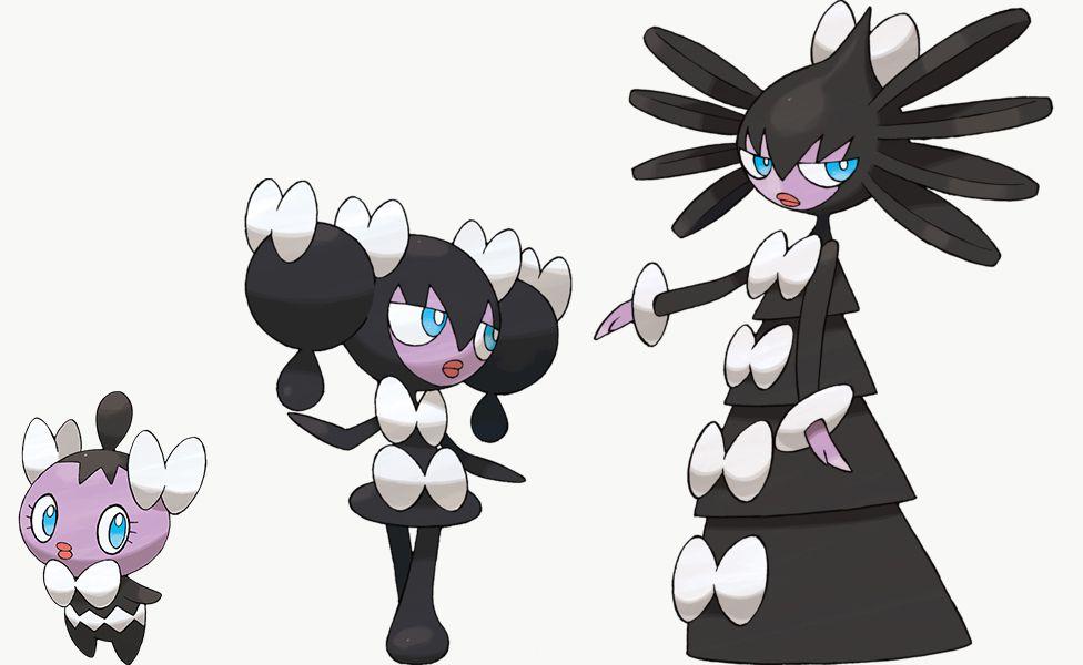 Gothita, Gothorita, and Gothitelle are exclusives in Pokémon Sword