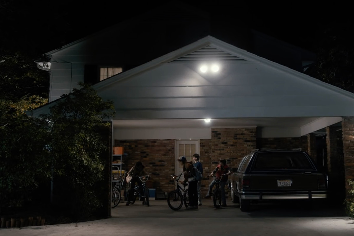 Stranger things 2 parents guide