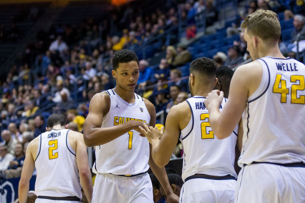 NCAA Basketball: Cal Poly SLO at California