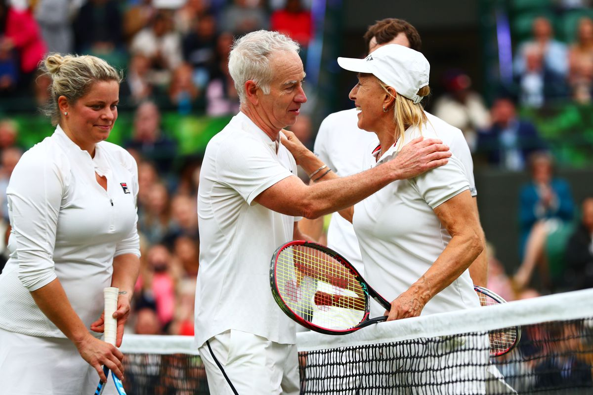 Wimbledon Court No. 1 Celebration in support of the Wimbledon Foundation