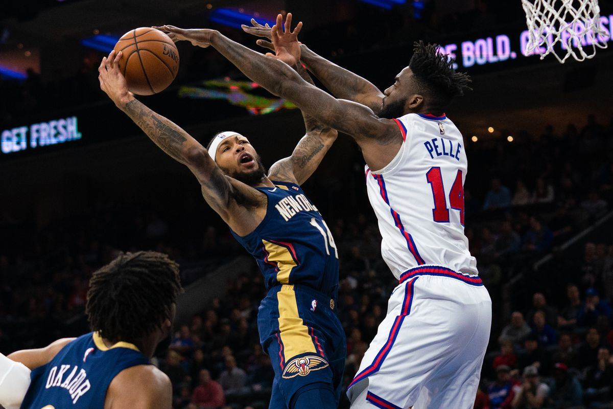 Sixers Bell Ringer: Game 27 - Sixers cap off successful back-to-back with win over Pelicans