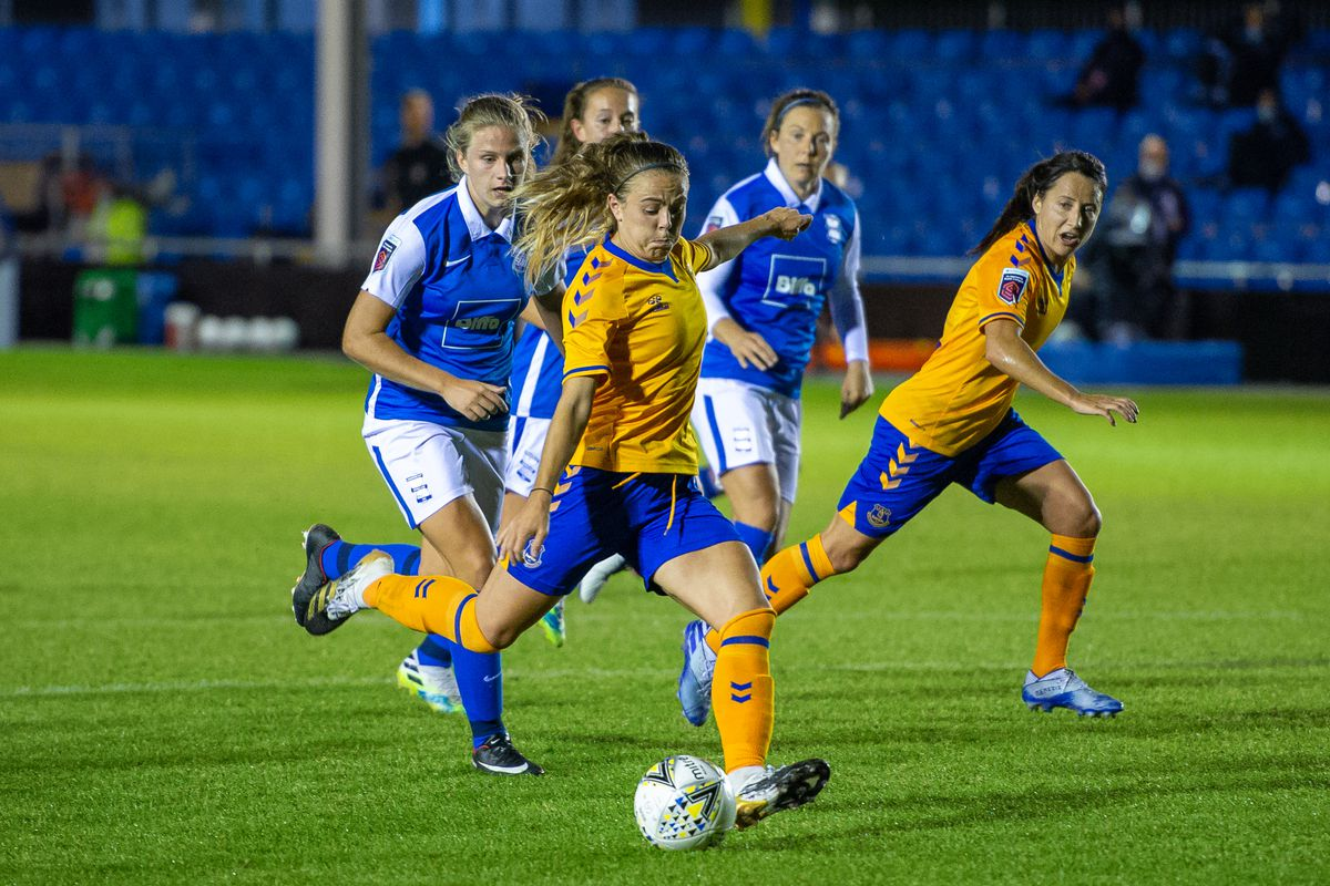 Birmingham City v Everton - Vitality Women's FA Cup: Semi Final