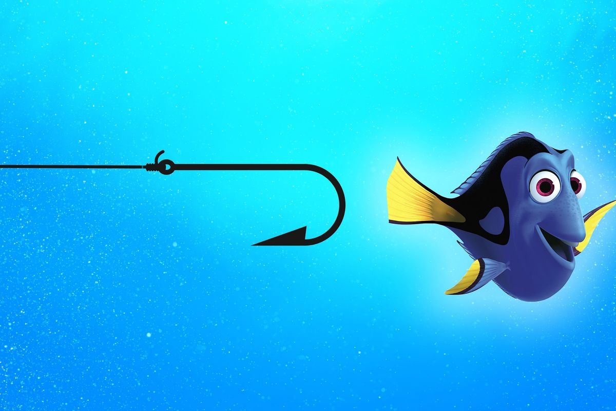 Pixar/Ringer illustration