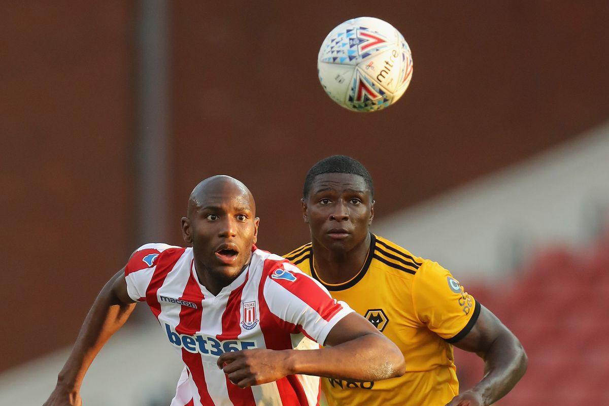 Stoke City v Wolverhampton Wanderers - Pre-Season Friendly