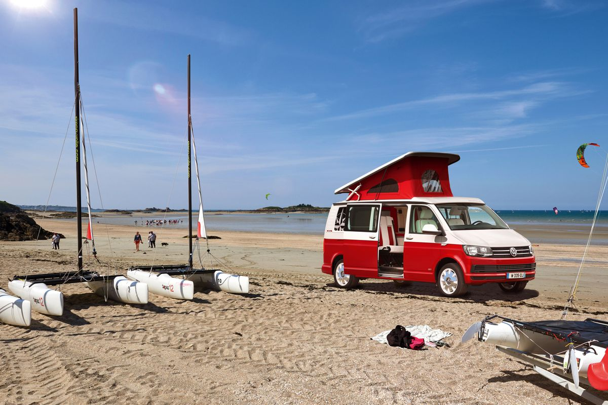 Awe Inspiring Westfalia Camper Van Is Giving Us 1950S Diner Vibes Curbed Evergreenethics Interior Chair Design Evergreenethicsorg
