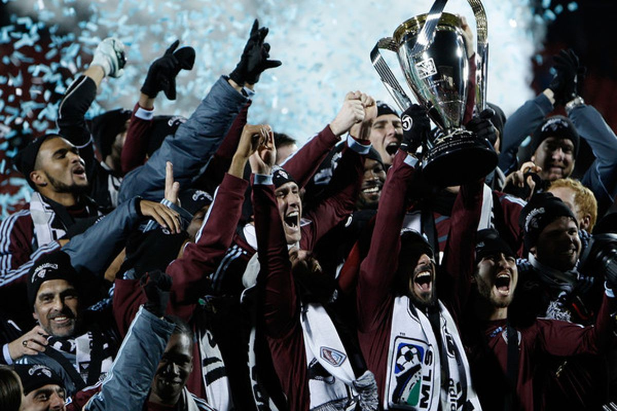 Very few people watched the Colorado Rapids win MLS Cup this year. If MLS takes my suggestion, millions will be watching the Cup Final next year.