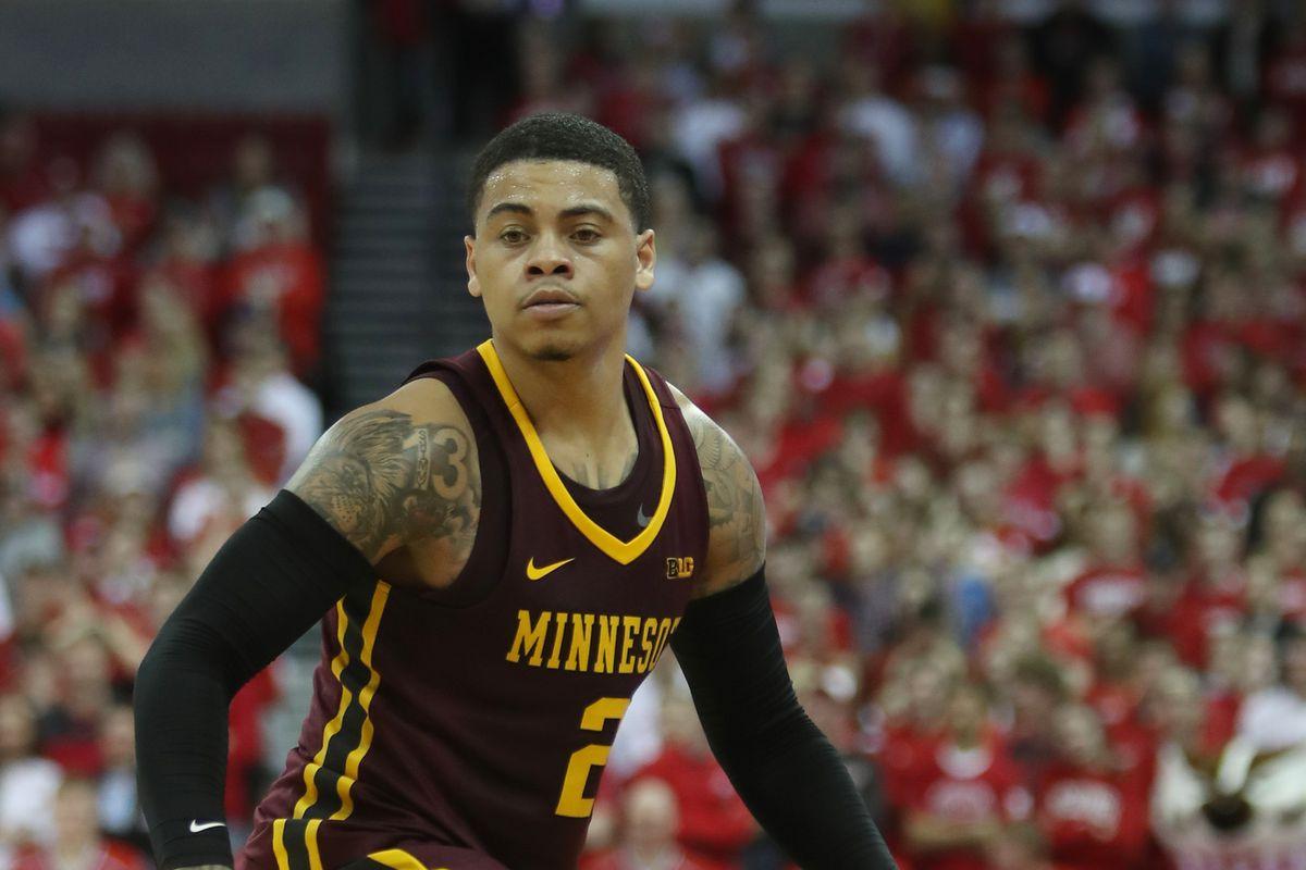 NCAA Basketball: Minnesota at Wisconsin