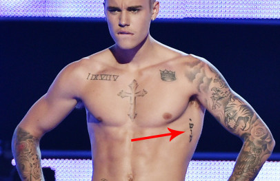 9a0ee8e0a Justin Bieber's Chest Tattoos, Ranked - The Ringer