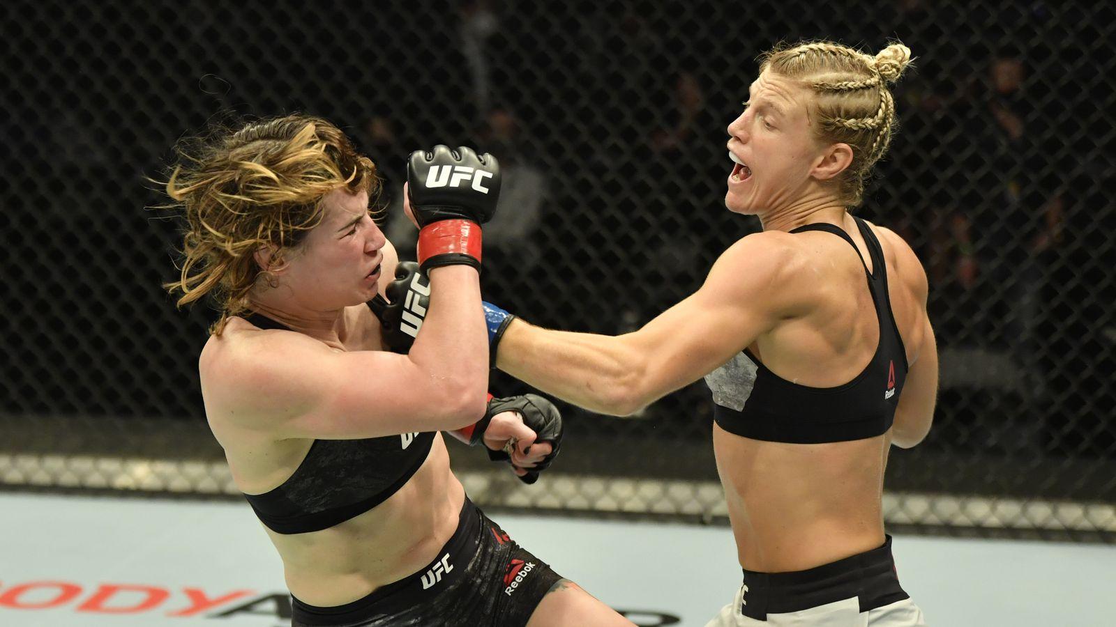 Manon Fiorot to fighting Mayra Bueno Silva at Sept. 25 UFC show