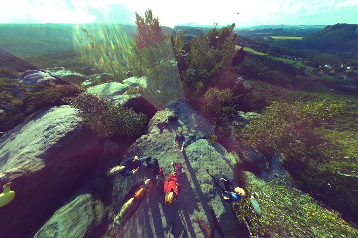 Panoramic Ball Camera